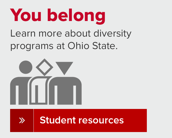 Ohio State University Diversity website
