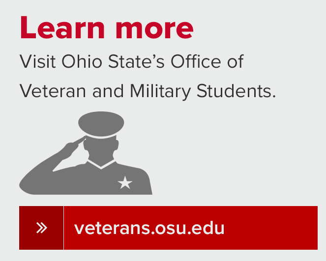 Ohio State's Office of Veteran and Military Students